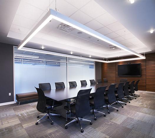 Led Light Room Design